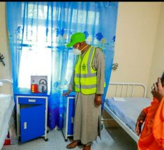 VIDEO OF EMPTY ISOLATION CENTER: Kano Describes Claim as False and Mischievous .