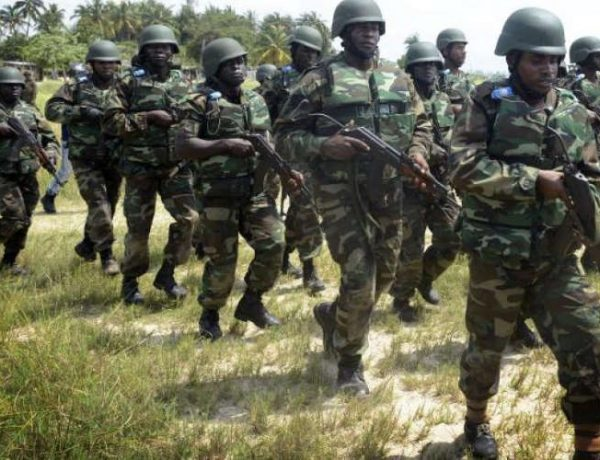 ENOUGH IS ENOUGH:  Restore Order Urgently With 'Moderate Force' – Presidency To Military, Police.