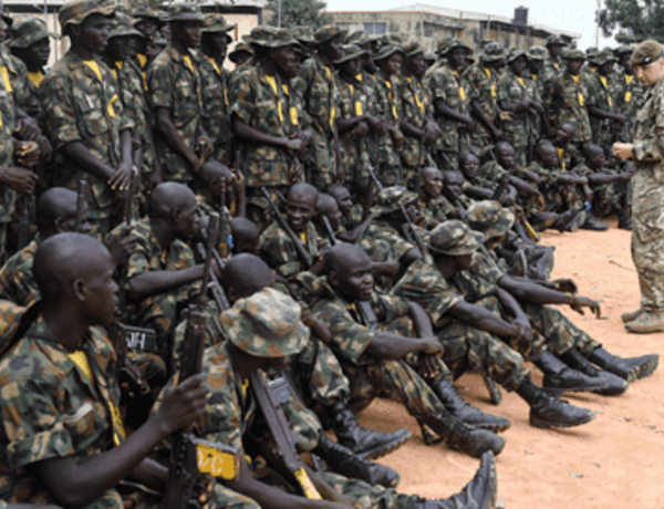 127 Soldiers Resign From Nigerian Army