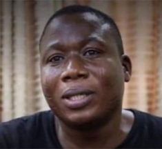 Sunday Igboho's German Wife, Ropo Adeyemo, Was Arrested With Him In Cotonou